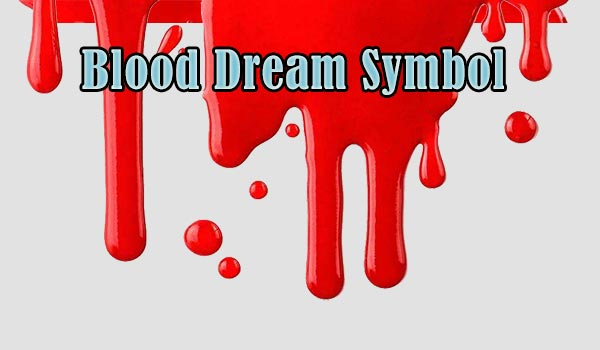 what does blood represent in dreams is it good or bad in general dreaming about blood is a good sign