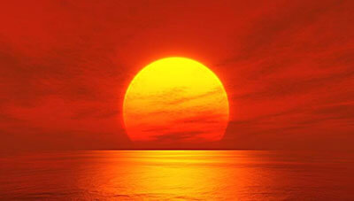 Sun Dream Meanings and Interpretation: Sun Rising, Exploding