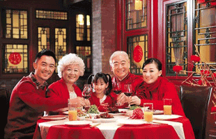 traditions of spring festival - Chinese New Year Customs