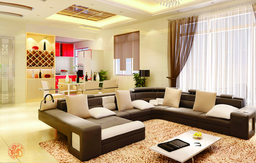 how to feng shui your living room - Interior Decorating Living Rooms