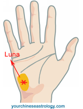 Star Sign on Palm Meaning - Palmistry Markings