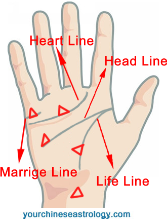 Triangle Sign On Palm Of Hand Meaning Palmistry Markings