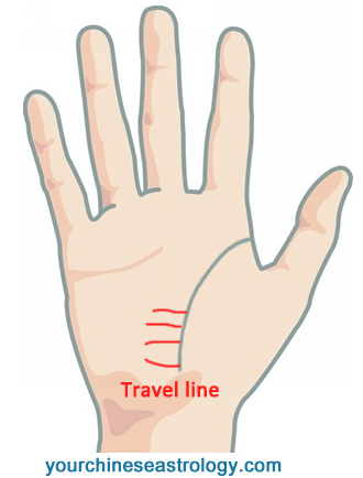 Travel Line Palm Reading, Foreign Travel, Will I Settle