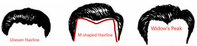 Forehead Face Reading: Shapes, Types of Hairlines, Lines, Wrinkles