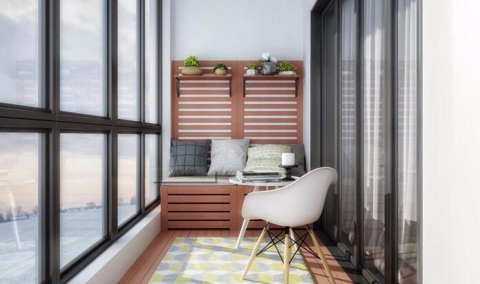 Balcony Feng Shui: Tips to Organize Balcony for Good Feng